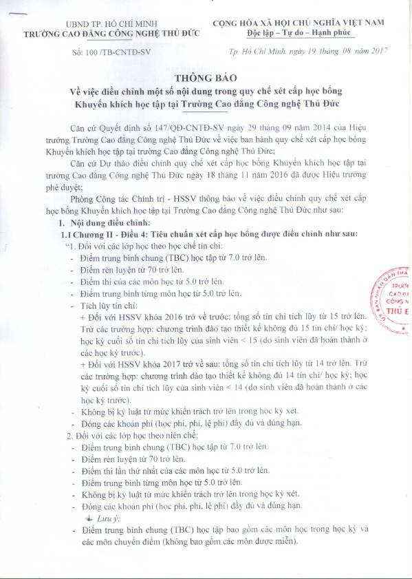 HSSV - TB DIEU CHINH CHE XET CAP HBKKHT_001